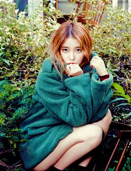 IU in Elle Korea November 2013