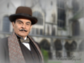 It will take more than fog - poirot wallpaper