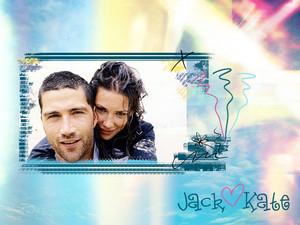 Jack/Kate fond d'écran