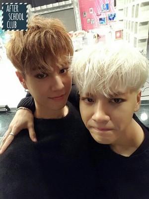 Jackson/ yugyeom so hot♔♥
