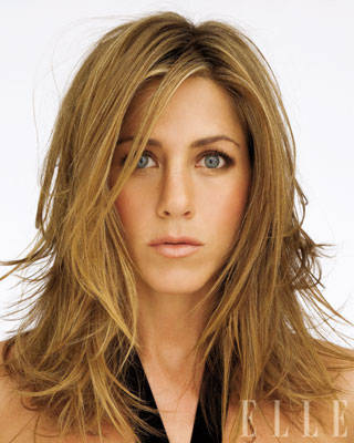 Jennifer Aniston wallpaper containing a portrait called Jennifer Aniston