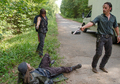 6x10 ~ The Next World ~ Jesus, Daryl & Rick - the-walking-dead photo