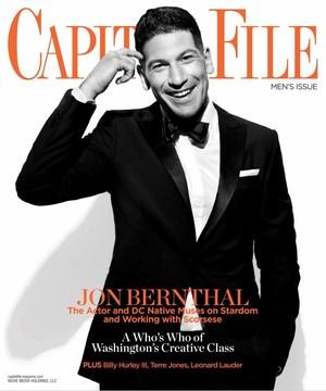 Jon Bernthal - Capitol File Cover - 2012