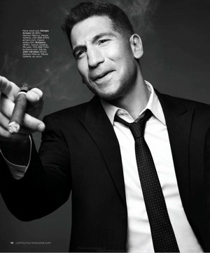 Jon Bernthal - Capitol File Photoshoot - 2012