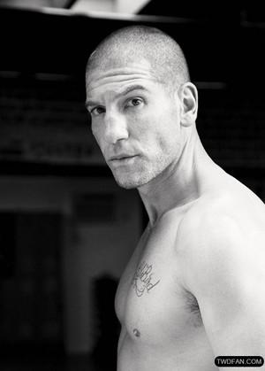 Jon Bernthal - Men's Fitness Photoshoot - 2012