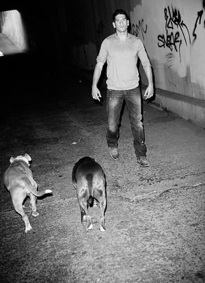 Jon Bernthal - Men's Fitness Photoshoot - 2013
