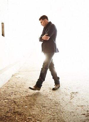 Jon Bernthal - Men's Fitness Photoshoot - 2013