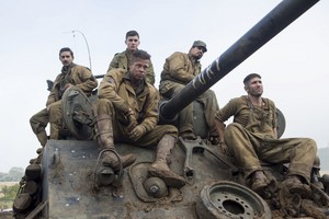 Jon Bernthal as Grady Travis in Fury