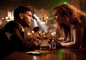 Jon Bernthal as Joe Teague in Mob City