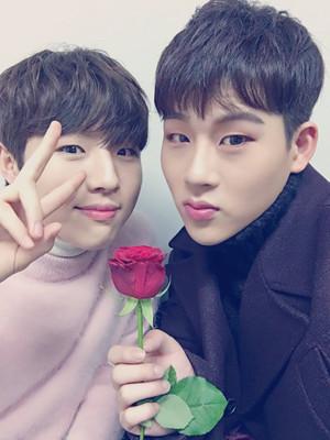 Jooheon/seungwoo♥–♥