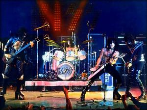 KISS ~Detroit, Michigan…September 28, 1974