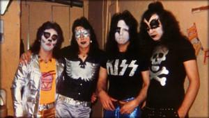 KISS ~June 1973 (Bleeker St 18th floor NY)