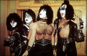 kiss ~London, England…November 23, 1982 (Creatures promo tour)
