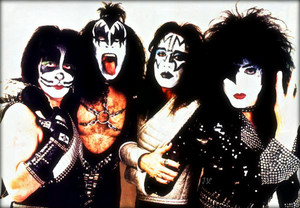 kiss ~May 1996 (Reunion foto session)