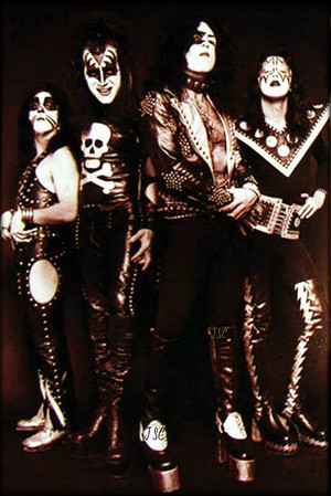 kiss (NYC) April 30, 1974