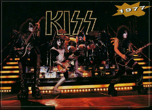 kiss ~San Diego, California…August 19, 1977 (Alive II)