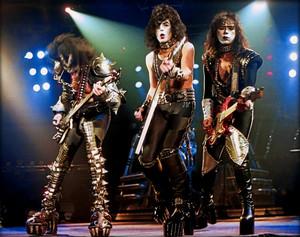 KISS ~Toledo, Ohio…January 8, 1983 (Creatures Of The Night tour)