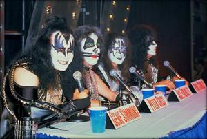 Kiss (U.S.S. Intrepid) April 16, 1996