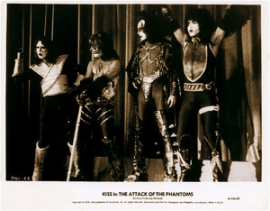 kiss ~Valencia, California…May 1978 (KISS Meets The Phantom of the Park -Magic Mountain Amusment P