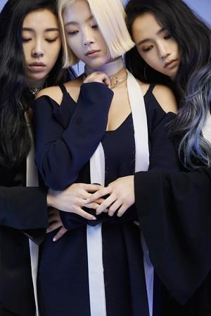 Ladies' Code 'MYST3RY' Teasers