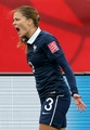 Laure Boulleau . - soccer photo