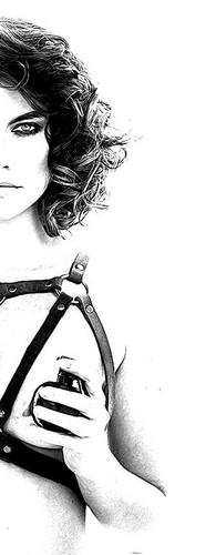 Lauren Cohan پیپر وال entitled Lauren Cohan