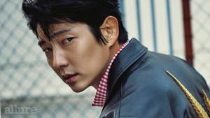 Lee Jun Ki - Allure Magazine March Issue '16