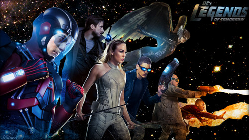 Dc S Legends Of Tomorrow Wallpaper And Background Image: DC's Legends Of Tomorrow Images Legends Of Tomorrow HD