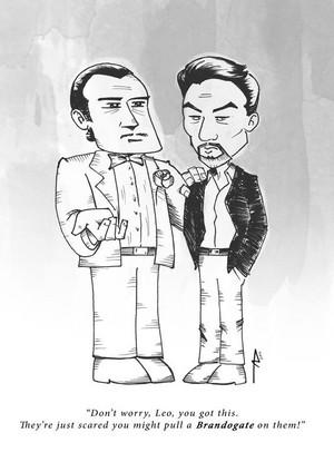 Leo and Brando