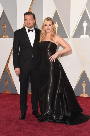 Leo and Kate-Oscar 2016
