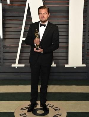 Leo at oscars 2016