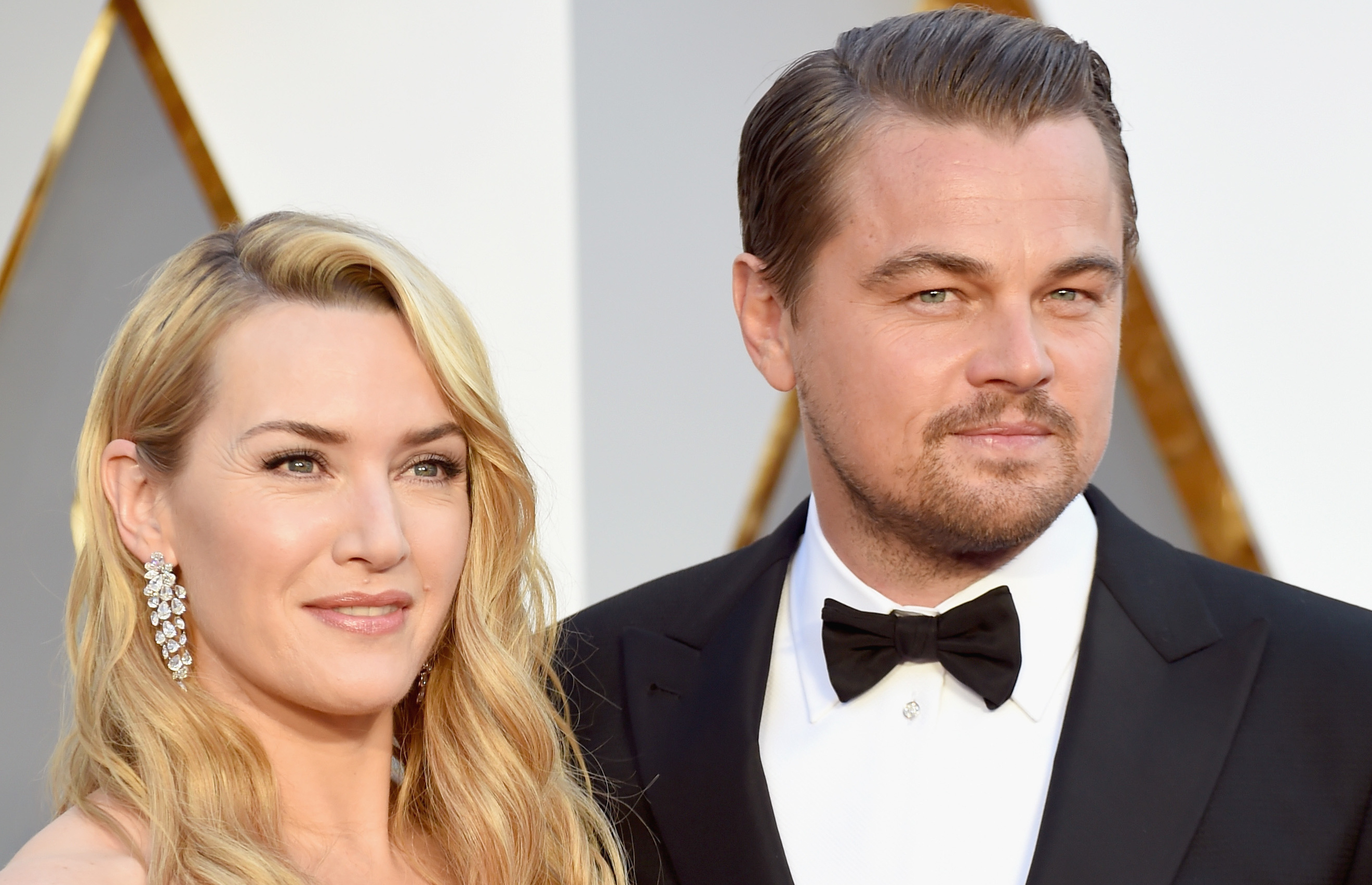 leonardo dicaprio amp kate winslet reunite on the 2016