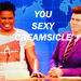 Leslie Jones and Colin Jost