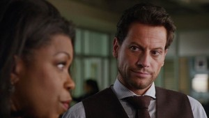 Lieutenant Reece and Dr. Henry morgan