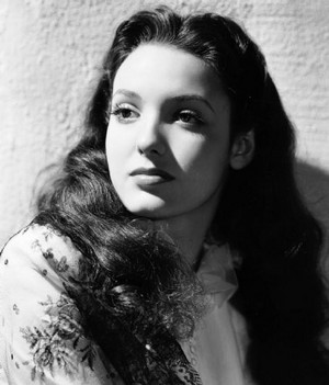 Linda Darnell (October 16, 1923 – April 10, 1965)