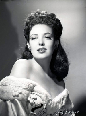 Linda Darnell (October 16, 1923 – April 10, 1965)