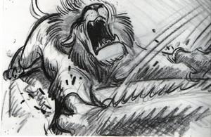 Lion King concept