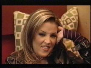 Lisa in 2003