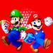 Luigi and Mario - luigi icon