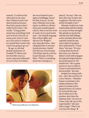 Magazine scans: Entertainment Weekly (August 7, 2015)