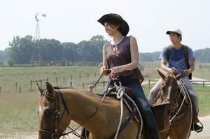 Maggie Greene TWD Season 2