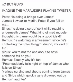 Marauders And Twister