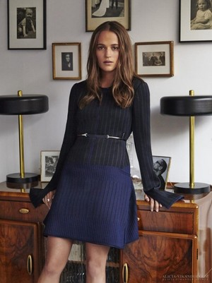 Marie Claire US 2015 photoshoot