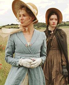 Mary Bennet with her sister Jane
