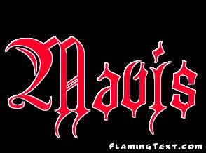 Mavis (Logo)
