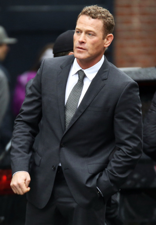 Max Martini on the set - Fifty Shades of Grey Photo ...