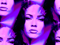 Megan Fox Pink Prism - megan-fox fan art