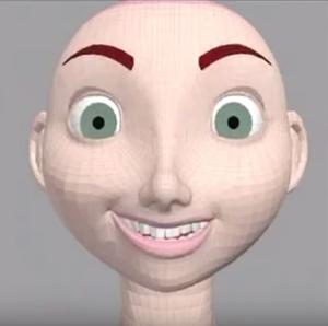 Merida Bald