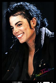 Michael's Adorable Smile