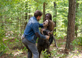 6x10 ~ The Next World ~ Michonne, Spencer & Deanna - the-walking-dead photo